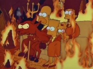 simpson hell